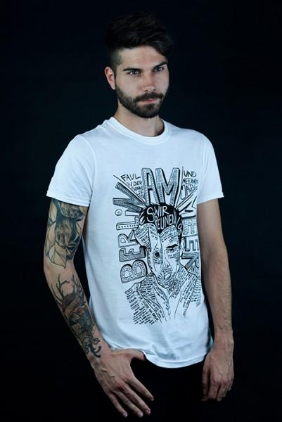 """Shirt """"BAM - Splitface"""" Jungs"""