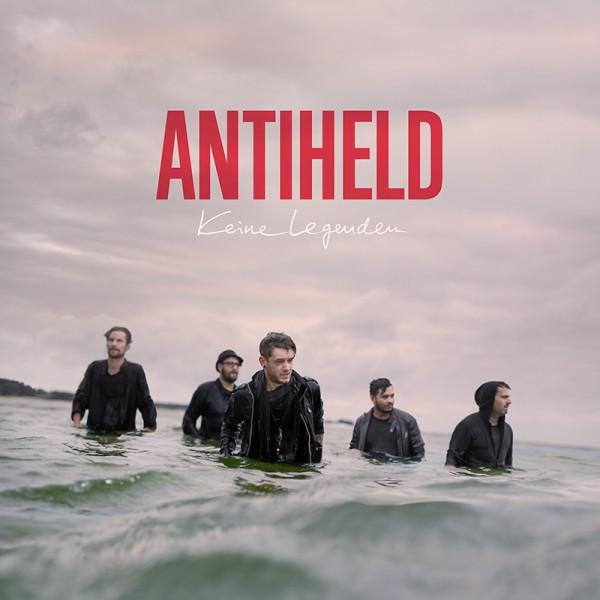 ANTIHELD - Keine Legenden - CD/Album