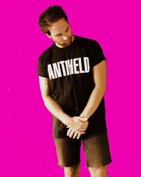 Shirt ANTIHELD LOGO Jungs