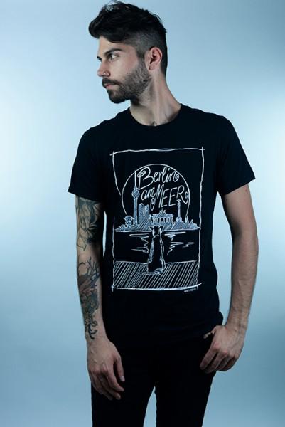 """Shirt """"BAM - Sonnenuntergang"""" Jungs"""
